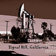 Signal Hill Art Print