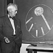 Sir Alexander Fleming Art Print