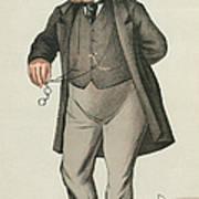 Sir William Jenner Art Print