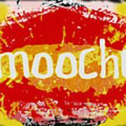 Smooches Art Print