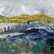Snelling Hills Art Print