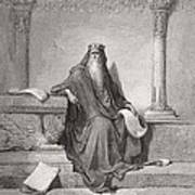 Solomon Art Print