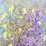 Sommer Meadow Art Print