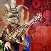 South Asian Art Art Print