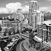 South Vancouver Bc Canada Art Print