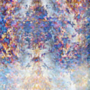 Spiritual Torrents Art Print