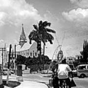 St. George's Cathedral - Georgetown Guyana Art Print