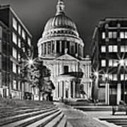 St Paul's London Art Print