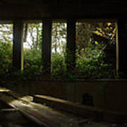 St. Peter's Seminary Art Print by Peter Cassidy