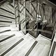 Staircase Art Print