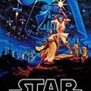 Star Wars Print by Farhad Tamim