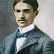 Stephen Crane (1871-1900) Art Print