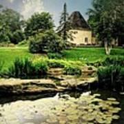 Stone Crop Gardens Art Print