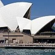 Sydney Opera House Art Print