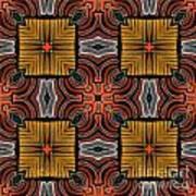 Symmetrica 319 Art Print