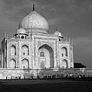Taj Mahal - India  Art Print