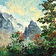 Tatry Mountains- Poland Art Print