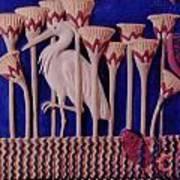 The Apparition Detail Art Print