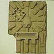The Aztec Art Print