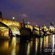 The Bridge Across Art Print