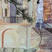 The Cistern Art Print