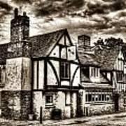 The Cross Keys Pub Dagenham Art Print