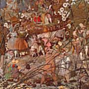 The Fairy Feller's Master Stroke Art Print