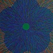 The Flower 4 Art Print