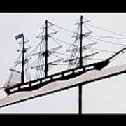 The Good Ship Bethel Art Print