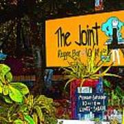 The Joint Art Print