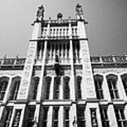 the maughan library kings college london London England UK Art Print