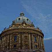The Radcliffe Camera Art Print