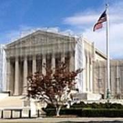 The Supreme Court Facade Art Print