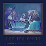 The Tea Party Art Print