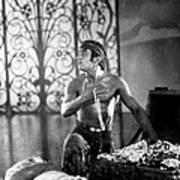 The Thief Of Bagdad, Douglas Fairbanks Art Print