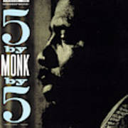 Thelonious Monk -  5 By Monk By 5 Art Print