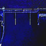 Three Gorges Dam 5 Art Print