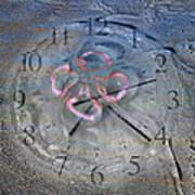 Timing Art Print