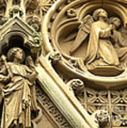 Truro Cathedral Art Print