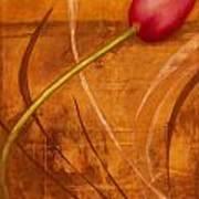 Tulips Are People Xi Art Print