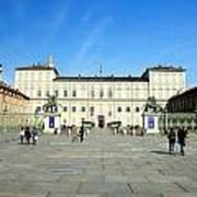 Turin Palazzo Reale Art Print
