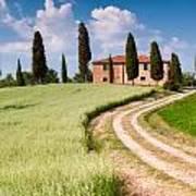 Tuscan Classic Art Print