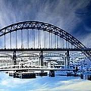 Tyne Bridge Art Print