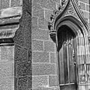 University Of Sydney-door Art Print