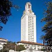 University Of Texas At Austin Art Print
