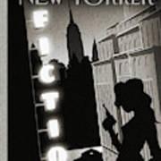 New Yorker June 10th, 2013 Art Print