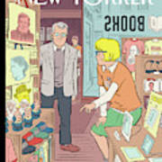 New Yorker December 5th, 2011 Art Print