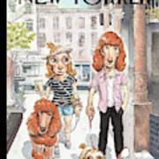 New Yorker June 27th, 2011 Art Print