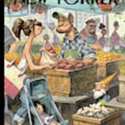 New Yorker May 30th, 2011 Art Print