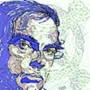 Van Morrison Art Print